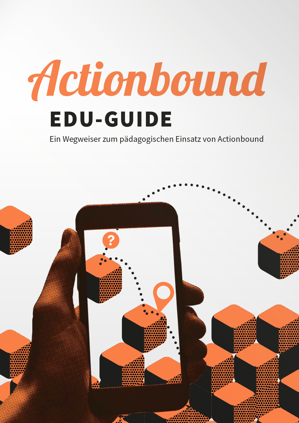 Actionbound EDU-GUIDE Cover