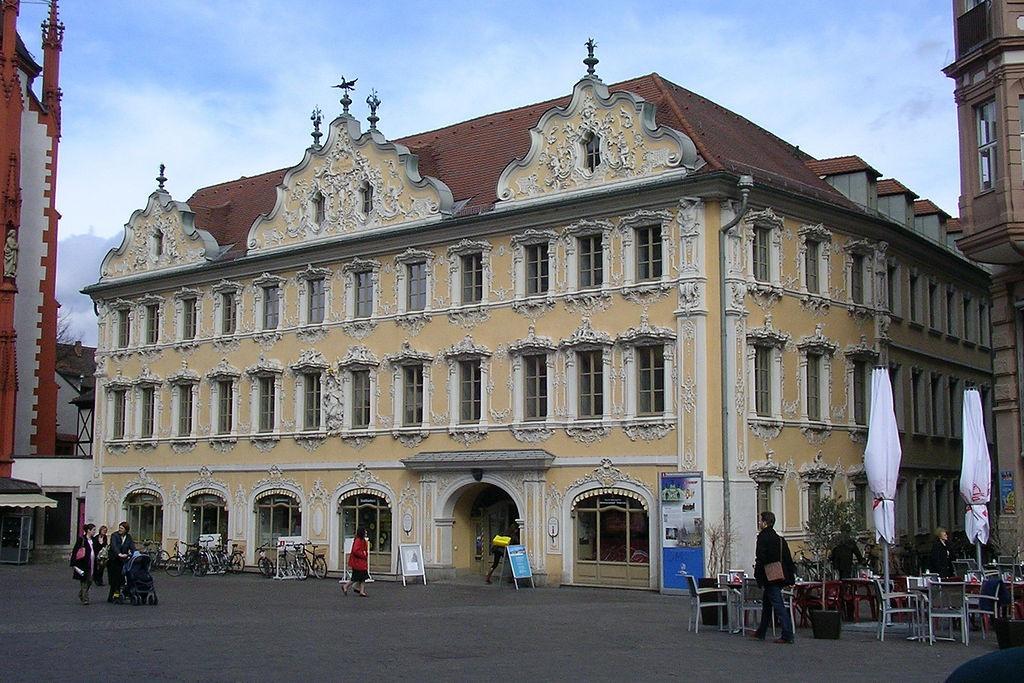 Recherche mit Actionbound in der Stadtbücherei Würzburg