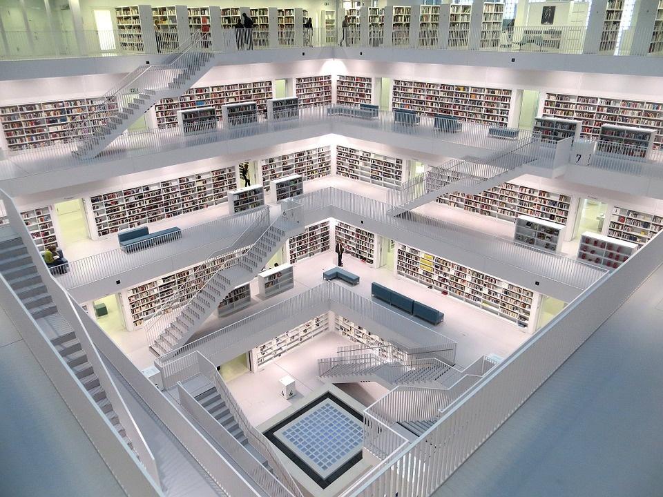 Nutzung von Actionbound in der modernen Bibliothek