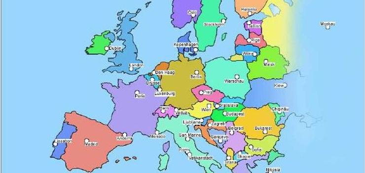Geografie und Wirtschaft